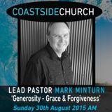 Generosity Grace and Forgiveness