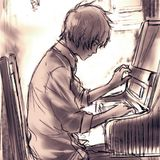 The Romantic Piano by Sever
