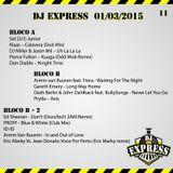 DJ Express - Programa #11 - 29/02/2015