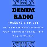 102.7 FM Radio Waterloo - Denim Radio Episode 134; Non-stop DJ Mixshow