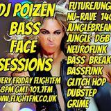 Dj Poizen Live on FlightFM 17.02.17 BassFaceSessions #BassFunk #GlitchHop