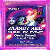 Craig Dalzell Live @ Club Honey 01.07.17 [Old Skool Legends]