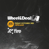 FatKidOnFire Presents #16 - DJ Chefal (3 Deck Wheel & Deal 5th Birthday blend)