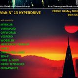 The Temple of Shadows 13: Hyperdrive