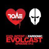 Evolcast Episode 013 - hosted by Gigantor