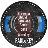 Exclusive Warm Up Live Set Recording for Sonar Festival, Barcelona - Spain. by PABLoKEY. June 2013.