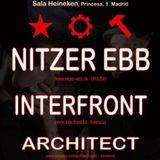 NITZER EBB- MADRID 2011