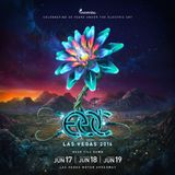 TJR - Live at Electric Daisy Carnival  Las Vegas 2016