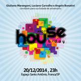 Teiti - House Bday Ano 7 - 20/12/2014
