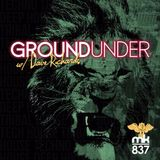 GroundUnder Live w/ Dave Richards: Sept. 15,2016