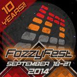 Alan Flava - Fozzy Fest 2014