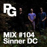 PlayGround Mix 104 - Sinner DC