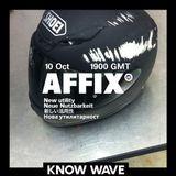 AFFIX WORKS feat. ALICIA CARRERA - October 10th, 2018