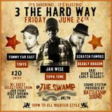 ++ 3 The Hard Way - Scratch Famous + Tommy Far East + Jah Wise Live Recording Pt.1 ++
