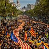 Internacionales: La independencia de Cataluña