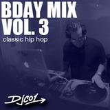 Classic Hip Hop - BDay Mix Vol. 3 - E40