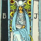 Second day of the moon - Pope Joan, or Occult Science