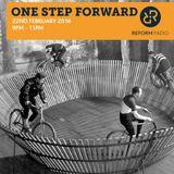 One Step Forward 22nd February 2016