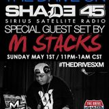 M. Stacks- The Drive on Shade 45 (5.1.16)