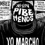 La Marcha Nacional contra el gatillo fácil y la palabra de Esteban Rodríguez
