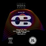 Oliver Baptiste @ WDFA RADIO EP 36 - February 25 2018