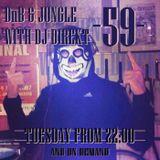 DJ Direkt presents DnB & Jungle - December 24th 2019 [Mix 59] - Glorious Republic Radio