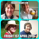 The Friday Fix with Tom McCauley & Adam Leech