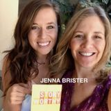 524 - Near Death Experience with Actress/Comedian Jenna Brister