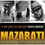 The Wayne Boucaud Radio Show Blackin3D Presents-In Conversation with Mazarati...