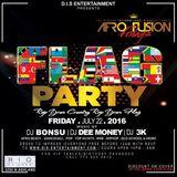DJ DEE MONEY LIVE AT AFROFUSION FRIDAYS AT RIO - JULY22