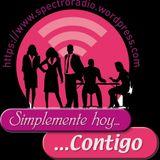 """Prog 014: Simplemente Hoy Contigo -  """"Leyendas de cocina – Lonch Piel de Luna"""" 05/06/2013"""