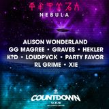 Party Favor - LIVE @ NEBULA Countdown NYE United States, 31/12/18