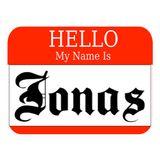 Hello, My Name Is Jonas...