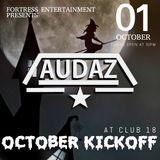 AUDAZ @ CLUB 18 - OCTOBER KICKOFF (10.01.16) (#068)