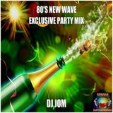 80's New Wave Exclusive Party Mix