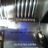 Pauscrowa@La Milana Bonita, Malasaña, Madrid