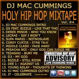DJ Mac Cummings Holy Hip Hop Mega Mix Volume 4