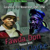 Mr Bassie Reason Wid Fawda Don 17 11 18