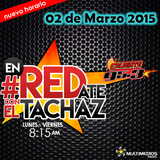 #enREDate con El Tachaz, 02 de Marzo 2015