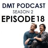 DMT Podcast S2 E18: Victorious Sponge Special: from uni to YouTube.