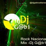 Mix Rock Nacional  -Dj Gabi Cattaneo