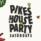 Pikes House Party Mix 001 - Bushwacka (2 hour - Vinyl only)