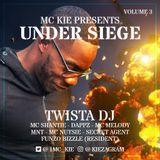 MC KIE presents Under Siege - Volume 3 (UK GARAGE & BASS)