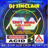 DJ SINCLAIR H28 RETRO SHAMANIC anno 1997 top retro tracks