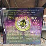 Trance Dance CD5 1/19/03 PedrazaMusic Live NoHo