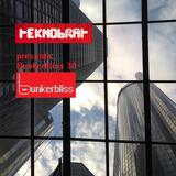 TEKNOBRAT Presents Bunkerbliss Vol 30. Mixed on 2015-09-25th