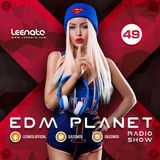 DJane Leenata weekly radio show EDM Planet #49
