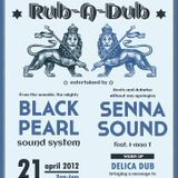 senna sound in session @rub a dub dance knokke
