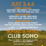 Amar S @ Luminosity Official Afterparty, Club Soho Zandvoort, 06-07-2014