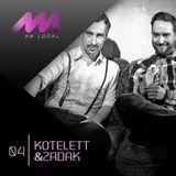 AM LOCAL 04 / kotelett&zadak